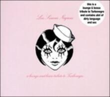Longe and Bossa. Turbonegro Tribute - CD Audio di Los Suaves Negroes