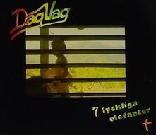 7 Lyckliga Elefanter - CD Audio di Dag Vag