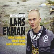 Introducing - CD Audio di Lars Ekman