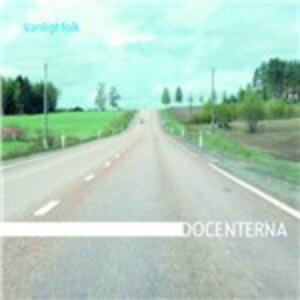 Vanligt folk - Vinile 10'' di Docenterna