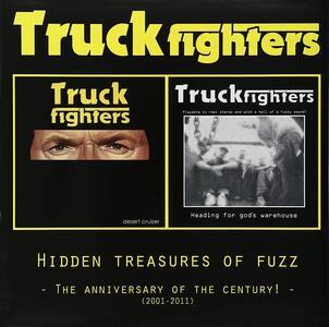 Hidden Treasures of Fuzz - Vinile LP di Truckfighters