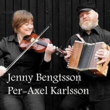With Per-Axel Karlsson - CD Audio di Jenny Bengtsson