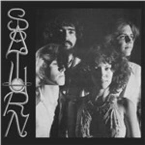 Saturn - Vinile LP di Saturn