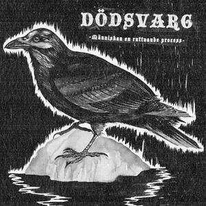 Dodsvarg - Manniskan En Ruttnande Process - Vinile LP