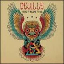 Make it Belong to Us - Vinile LP di Deville
