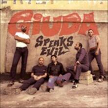 Speaks Evil (Picture Disc - Orange Vinyl) - Vinile LP di Giuda