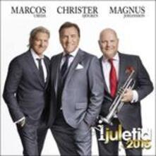 I Juletid 2016 - CD Audio