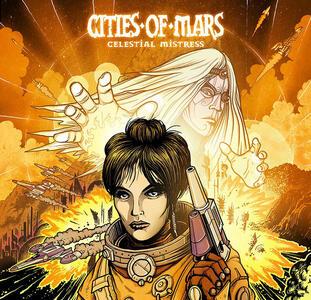 Celestial Mistress - Vinile LP di Cities of Mars
