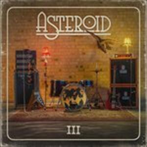 Iii - Vinile LP di Asteroid