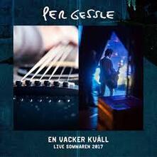 En Vacker Kvall - CD Audio di Per Gessle