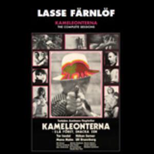 Kamaleonterna. The Complete Sessions (Colonna Sonora) - Vinile LP di Lars Färnlöf
