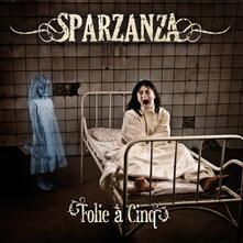 Folie a Cinq - Vinile LP di Sparzanza
