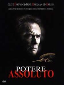 Potere assoluto di Clint Eastwood - DVD