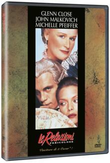 Le relazioni pericolose di Stephen Frears - DVD