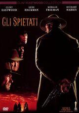 Film Gli spietati Clint Eastwood