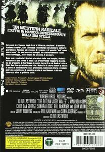 Il texano dagli occhi di ghiaccio di Clint Eastwood - DVD - 2