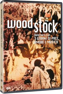 Woodstock di Michael Wadleigh - DVD