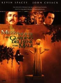 Dvd mezzanotte nel giardino del bene e del male 1997 - Il giardino di mezzanotte ...