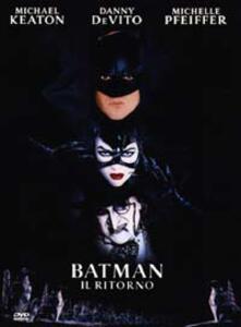 Batman. Il ritorno di Tim Burton - DVD