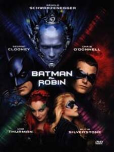Batman e Robin di Joel Schumacher - DVD