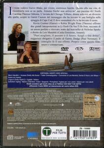 Le parole che non ti ho detto di Luis Mandoki - DVD - 2