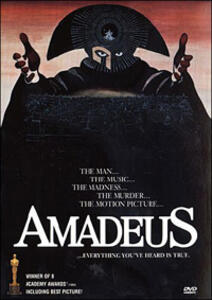 Amadeus di Milos Forman - DVD