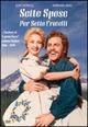 Cover Dvd DVD Sette spose per sette fratelli