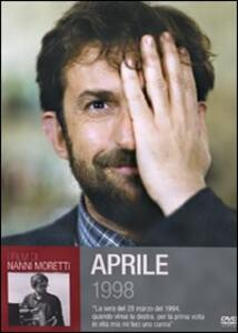 Aprile di Nanni Moretti - DVD