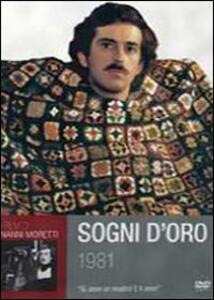 Sogni d'oro di Nanni Moretti - DVD