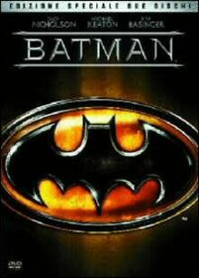 Batman di Tim Burton - DVD