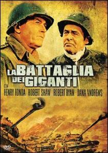 La battaglia dei Giganti di Ken Annakin - DVD