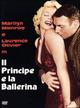 Cover Dvd DVD Il principe e la ballerina