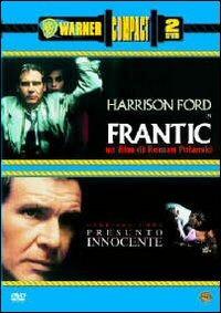 Locandina Frantic / Presunto innocente