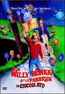 Willy Wonka e la fabbrica di cioccolato di Mel Stuart - DVD