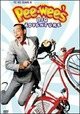 Cover Dvd Pee-Wee's Big Adventure