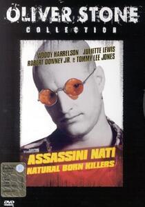 Assassini nati di Oliver Stone - DVD