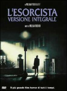 L' esorcista. Versione integrale di William Friedkin - DVD