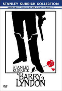 Barry Lyndon di Stanley Kubrick - DVD