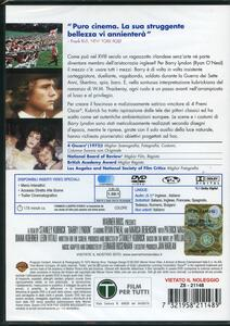Barry Lyndon di Stanley Kubrick - DVD - 2