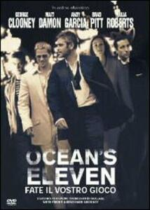Ocean's Eleven di Steven Soderbergh - DVD