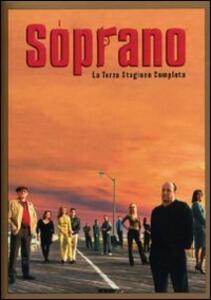 I Soprano. Stagione 3 (4 DVD) - DVD