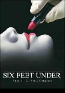 Six Feet Under. Stagione 1 (5 DVD) di Alan Ball - DVD