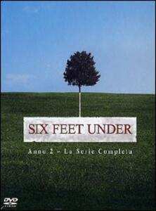 Six Feet Under. Stagione 2 (5 DVD) - DVD