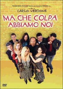 Ma che colpa abbiamo noi di Carlo Verdone - DVD