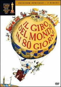 Il giro del mondo in 80 giorni (2 DVD)<span>.</span> Edizione speciale di Michael Anderson - DVD