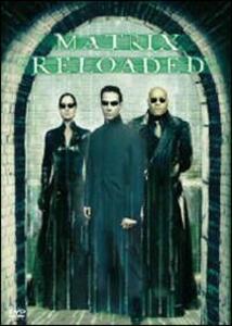 Matrix Reloaded (2 DVD) di Andy Wachowski,Larry Wachowski - DVD