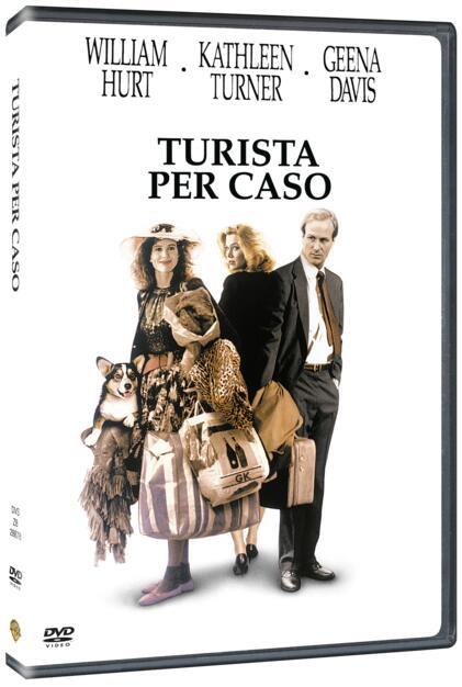 turista per caso - dvd - film di lawrence kasdan drammatico   ibs