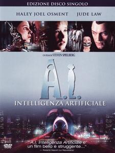 A.I. Intelligenza artificiale di Steven Spielberg - DVD