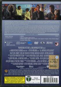 A.I. Intelligenza artificiale di Steven Spielberg - DVD - 2
