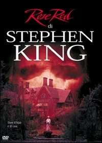 Locandina Rose Red di Stephen King